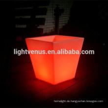 Spezielles Design dekorative Plastikblumentopf