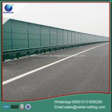 barrera de sonido valla de ruido barrera de pared