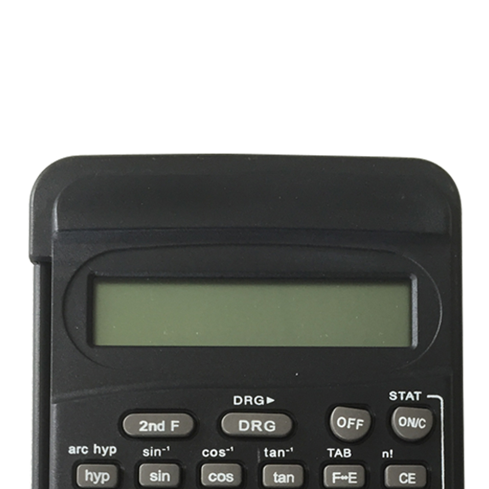 10 Digits Pocket Scientific Calculator with Flip Cover