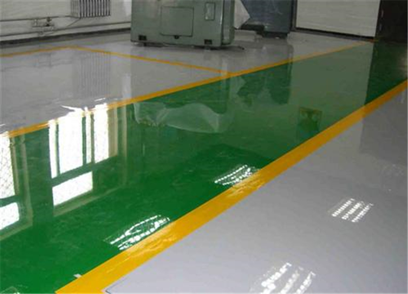 epoxy self leveling flooring