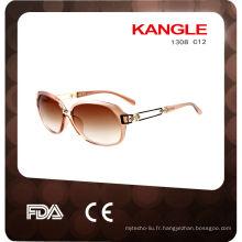 Top qualité et en vrac en plastique lunettes de soleil