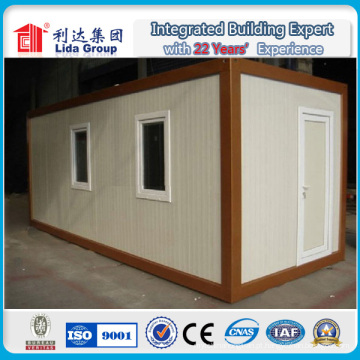 Casas pré-fabricadas de contêineres
