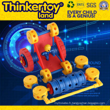Prix concurrentiel Plastic Children Building Block Education Toys