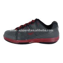 2013 novo estilo de venda dos homens novos PU sapatos de basquete China