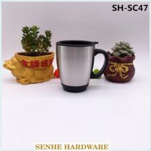 Kaffeetasse, Auto-Becher, Selbstbecher, Edelstahl-Reise-Becher (SH-SC47)