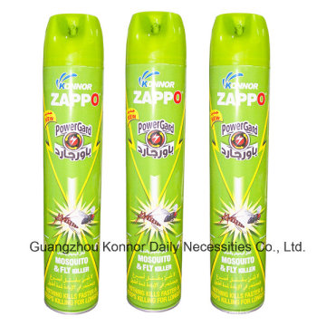 750ml Aerosol Insecticide Insect Killer Aerosol Insecticide Spray Pesticide