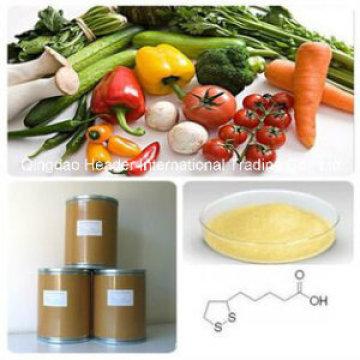 De alta calidad Favorable Precio Alpha Lipoic Acid
