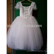 Custom Wholesale Children Flower Dress AN1245