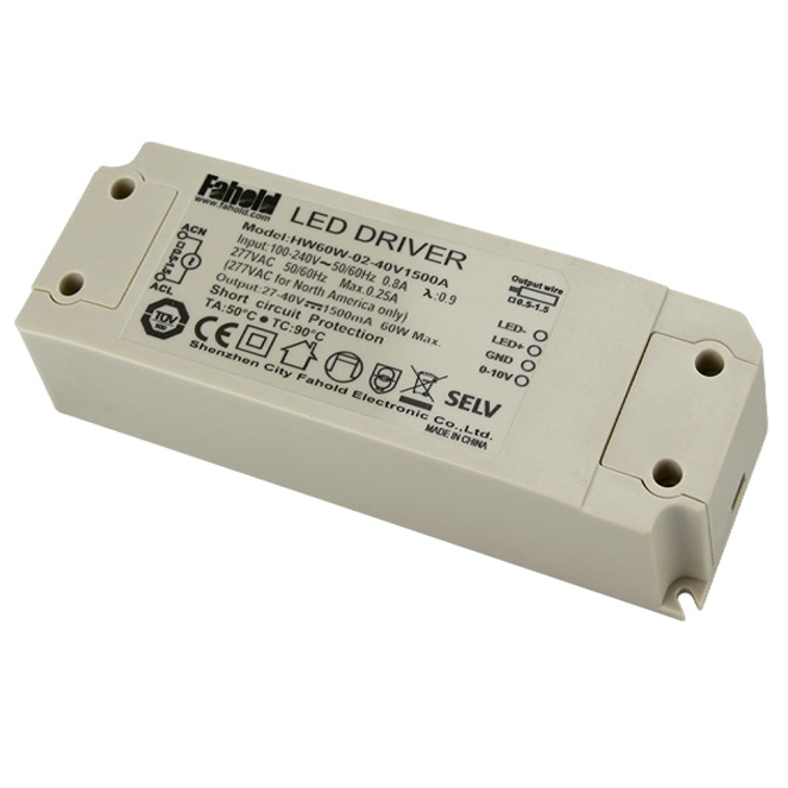 10V Supermarket Lighting LED Drivers