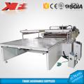 auto take-off 3/4 automatic screen printing machine
