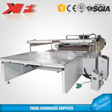 auto take-off 3/4 automatic screen printing machine