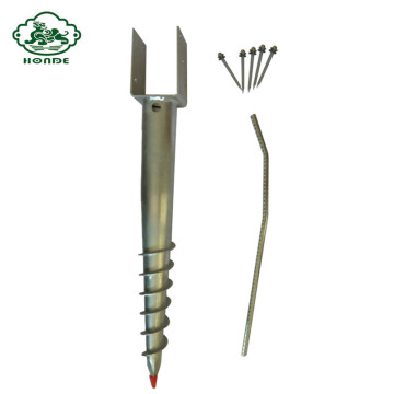 Galvanis Gardenline Ground Screw
