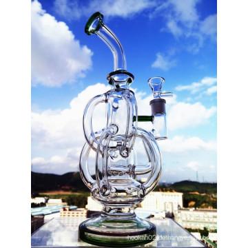 Recycler Glas Wasser Rohr