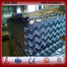 Folha de cobertura de zinco de alta qualidade