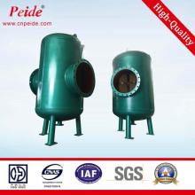 Spiraldekontamination Industrielle Wasseraufbereitungsprozess-Einheit
