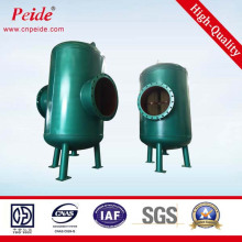 Spiral Decontamination Industrial Water treatment Processs Unit