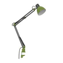 Clip de lectura sobre la lámpara de escritorio para la oficina del dormitorio