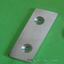 Specal Magnets for Wind Generator with Two Holes