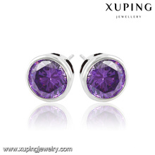 92012 xuping jewelry earings for women stud earrings crystal earrings