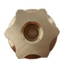 Custom made precision cnc machining parts hardware components mini brass parts