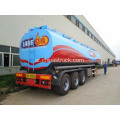 42CBM Fuel Tanker Semi Trailer
