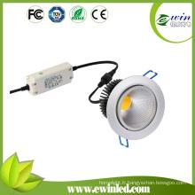 Downlights de salle de bains de LED de 5500k-6500k Epistar 10W Resseced