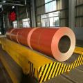 Color de acero estructural Acero recubierto Bobina de acero prepintado