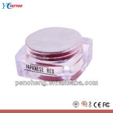 Venta al por mayor mejor qulity labio y ceja pigmento-PE-M10g