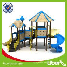 Klassische Schloss-Reihe China-berühmte im Freienspielplatz-Ausrüstung LE-GB012