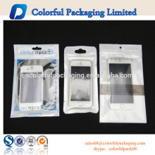 Ziplock mobile ziplock apple 6Plus resealable cell phone bag