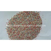 Chorro (PBM) para desbarbado y limpieza de superficies de plástico