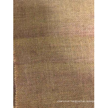 Jute Cushion Table Cloth Fabric