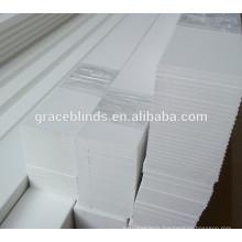50mm PVC faux wood Blinds Slats,