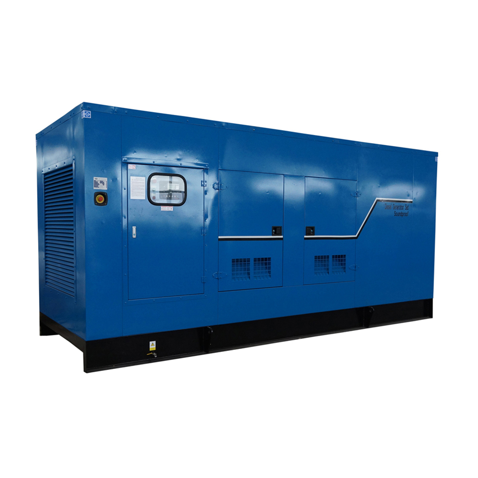 Diesel Powered Generator Sets