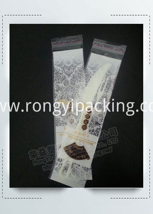 Transparent Plastic Packaging Bags