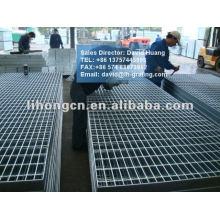plain steel bar grating