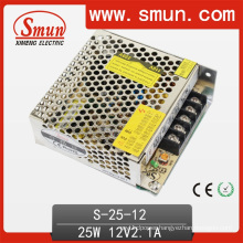 25W 12VDC Power Supply for LED Lighting and LED Strip