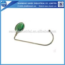 Custom promotional foldable bag hanger