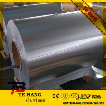 Hoja de aluminio aislante / hoja de aluminio reforzada / Mexico Aluminium Foil Roof Isolation jumbo Rolls