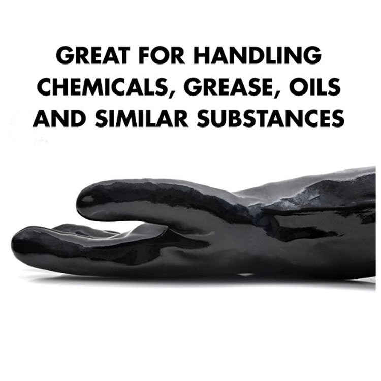 Smooth Palm Cleaning Gloves