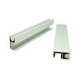 Pitched tile roof solar roof mounting system aluminum rail