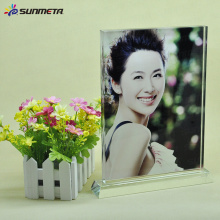 Sublimation Crystal Photos Frame At Low Price Wholesale BSJ02