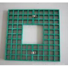 PVC-beschichtetes Stahlgitter für Baum-Pool in hoher Qualität