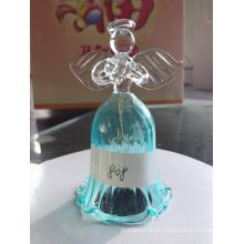 Dekoration Blaue Farbe Hängende Glasglocke