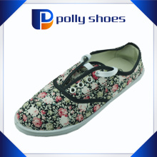 Woman Spring China Canvas Shoes Nurse Shoes