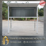 Alibaba China suppliers cheap car park metal garage storage cabinet fabrication