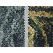 900d полиэстер набивные ткани с покрытием PU