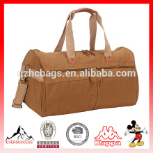 Carry-On travel bag Canvas duffle bag for weekend