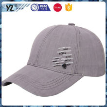 Latest product trendy style 100% material cotton baseball cap in many style