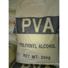Alcool polyvinylique de qualité industrielle PVA